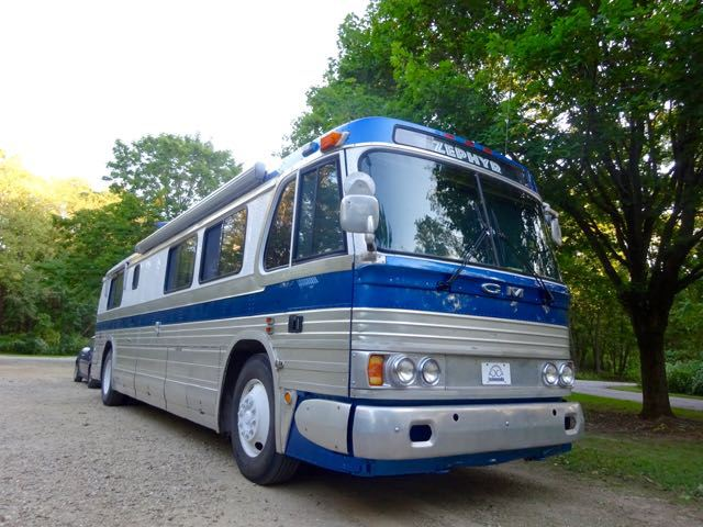 <i>Zephyr--a 1962 converted and restored bus</i>